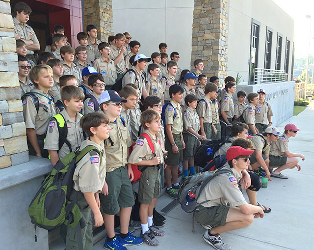 Camp Woodruff — Summer Camp 2015