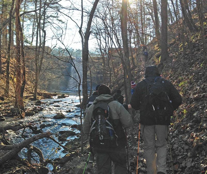 40,000 steps at Oak Mountain
