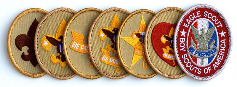 Boy Scout rank requirements have been updated for 2016