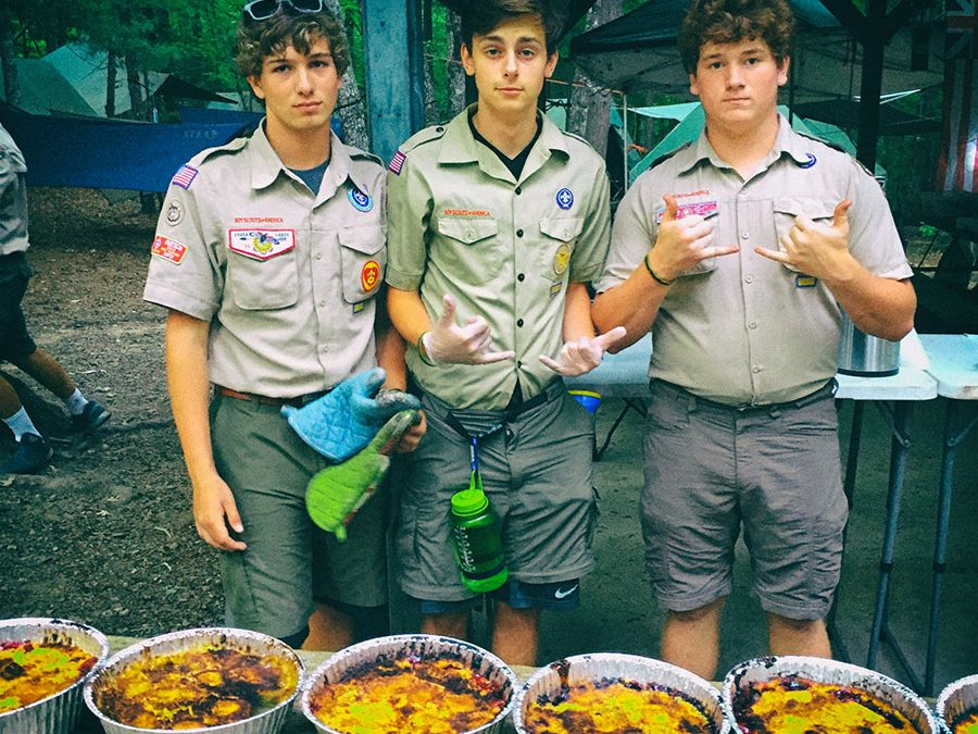 Thinking about joining Boy Scouts?