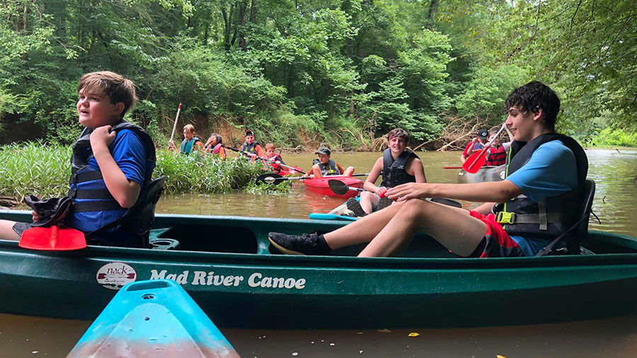 Campout at the NACK, July 20-21, 2019