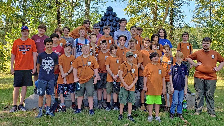 Chickamauga, Sept. 20 – 22, 2019
