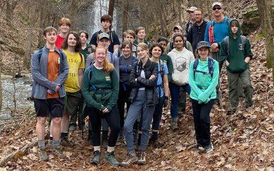 20-Mile Hike 2020