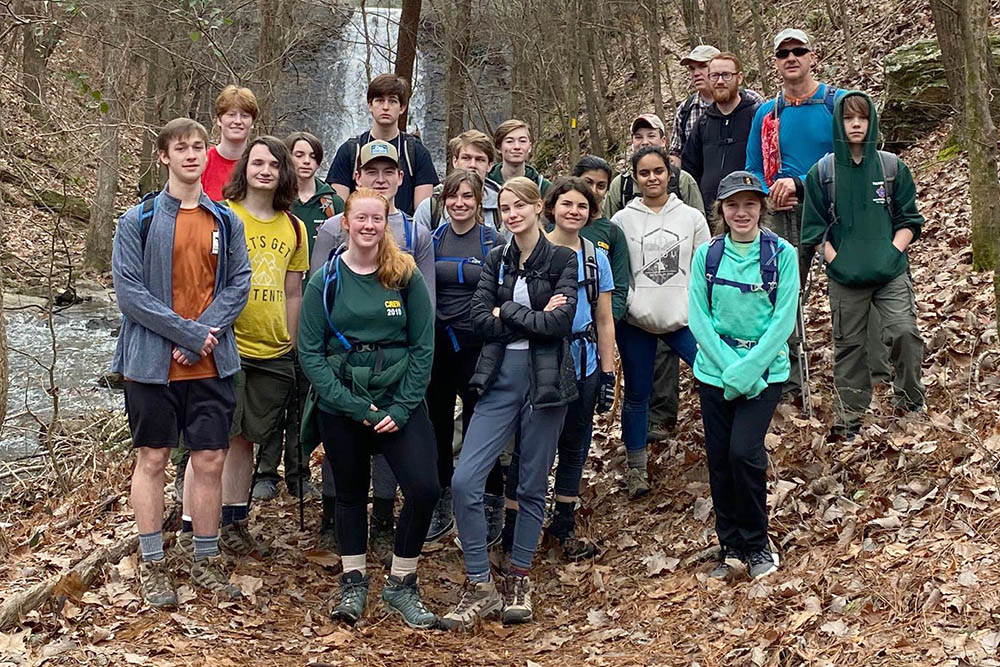 20 Mile Hike 2020